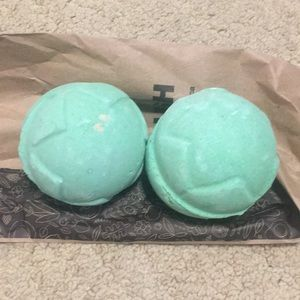Lord of Misrule bath bombs